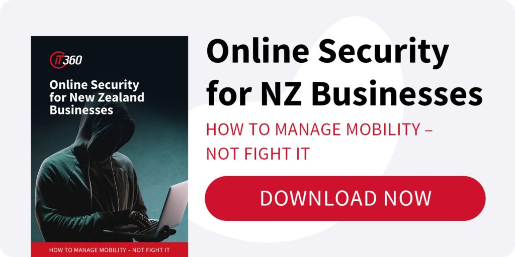 Download the Online Security for New Zealand Businesses eBook