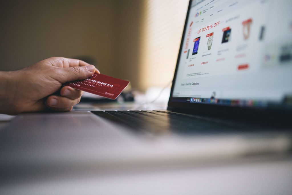 ecommerce: online shopping