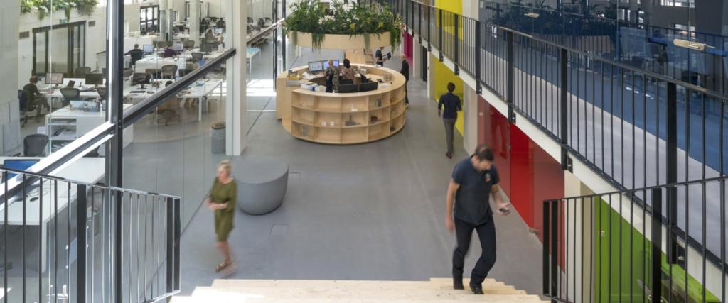 MVRDV's Office of the Future